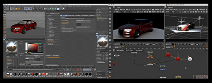 DP-Artikel: ReLighting-Workflow CINEMA 4D R15 zu NUKE 7
