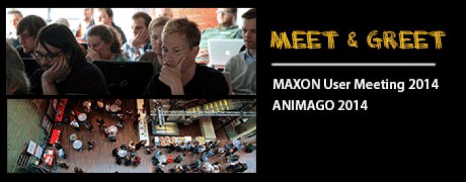 3D- & VFX-Herbst: Meet & Greet