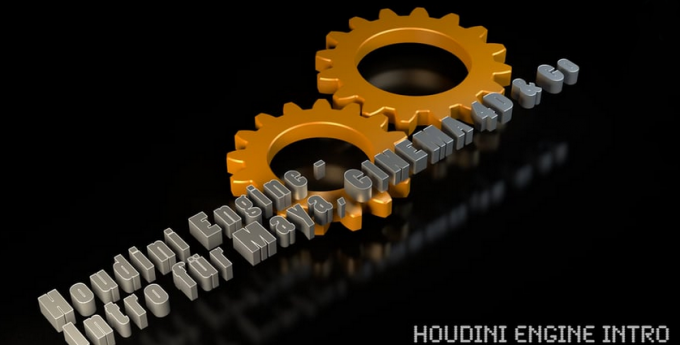 FREE Tutorial: Crash-Kurs HOUDINI Engine!