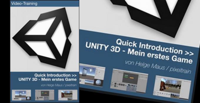 Lerne UNITY 3D >> Mein erstes Game!