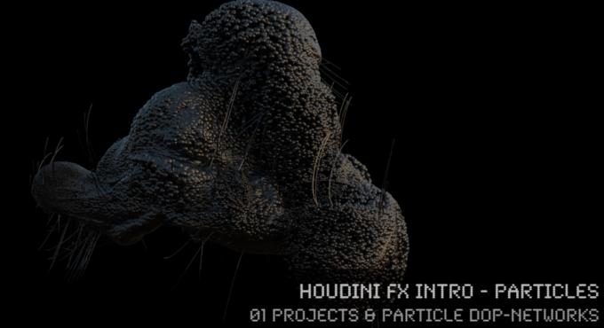 Kostenfreie Houdini FX-Tutorials – Particles!