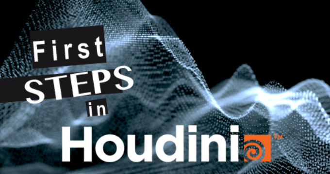 Lerne Houdini FX von Helge Maus!