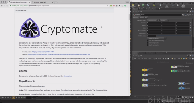 Tutorial: Cryptomatte für Houdini FX