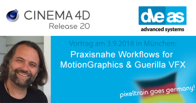 CINEMA 4D R20 Release Day