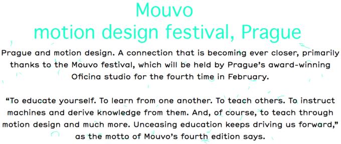 Helge's Workshop auf dem Mouvo Festival, Prag