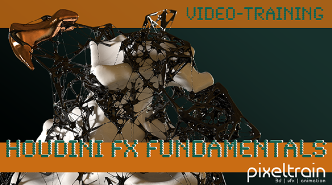 New Tutorial: Learn Houdini FX!